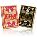 Buy cheap XF Belguim Copag Texas Hold 'Em plastic playing cards Black Poker Size Jumbo Index Single Deckpoke games gamble cheat from wholesalers