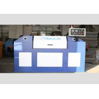 Buy cheap Automatic Wire Descaling Machine To Removal Rust By Sand Belt Grinding from wholesalers
