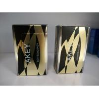 Buy cheap coffee soft paper box, soft touch flat packing paper box from wholesalers