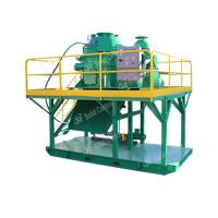 Buy cheap High Speed HDD Solids Control System Vertical Dryer 30 - 50 T/H Capacity from wholesalers
