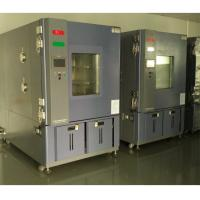 Temperature And Humidity Environmental Climate Stability Test Chamber Manufactures