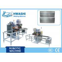 Buy cheap Iron Steel Sheet / Plate Stiffener Sheet Metal Welder , Door Metal Panel from wholesalers