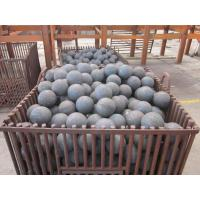 Sag Mill Hot Rolling Steel Balls , DIA 20mm grinding steel balls Manufactures