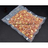 Buy cheap Nuts / Dry Fruits Vacuum Seal Storage Bags With Multiple Extrusion Laminated Material from wholesalers