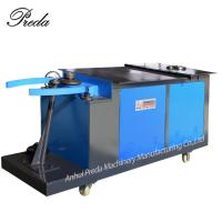 Buy cheap Steel elbow gorelocker machine for HVAC duct production elbow maker from wholesalers
