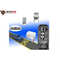 Buy cheap IP68 Waterproof Under Carriage Inspection Scanner UVSS For Entrance Inspection from wholesalers