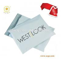 Buy cheap White Co-extruded Poly Mailer / Custom Printed Poly Shipping Bag / Plastic Courier Bag from wholesalers