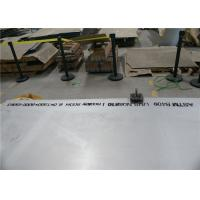 Buy cheap UNS S31726 SUS317L Duplex Stainless Steel Plate Custom Size ASTM A240 Standard from wholesalers
