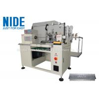 Buy cheap Fully Automatic Servo Motor Stator Winding Machine Multi - Wire Parallel from wholesalers
