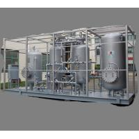 High Purity N2 Gas Generator With 2 Absorption Towers And Carbon Molecular Sieve Manufactures