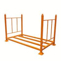 Buy cheap Foldable Warehouse Steel Racks PEN-002 For Tyre Display And Storage from wholesalers