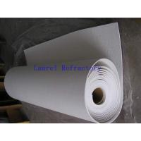 Buy cheap Ceramic Fiber Insulation Refractory Paper For Induction Coil Liner product