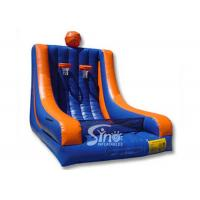Buy cheap Custom Made Inflatable Double Basketball Shooting For Kids N Adults from wholesalers