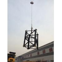 Buy cheap TC6010 Constrution Tower Crane with Max.Load 6t Jib Length 60m from wholesalers
