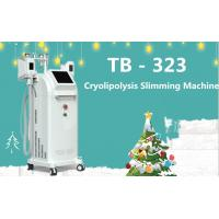 Buy cheap 100kpa Five Handles Cryolipolysis RF Cavitation Machine For Cellulite Removal from wholesalers