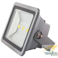 Buy cheap 150W Outdoor LED Flood Light 120D Refelctor Black Cover Copper Free Aluminum Housing from wholesalers