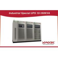 Buy cheap 12 Pulse Three Phase Industrial Grade UPS Special Online UPS 100KVA 80KW from wholesalers