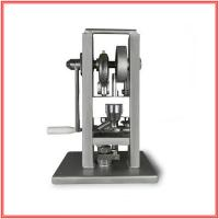 Buy cheap Manual Type Single Punch Tablet Compression Machine For Lab Experiment from wholesalers