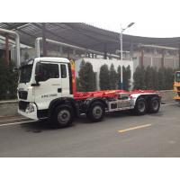 Buy cheap 30T Hork Arm Garbage Truck Collection Trash Compactor Truck Euro2 336hp 10 Tires from wholesalers