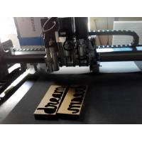 Buy cheap Cardboard Letter Cutting Sign Making CNC Production Machine from wholesalers