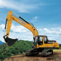 Buy cheap XCMG XE215C 21.5 Ton Hydraulic Crawler Excavator / Heavy Construction Machinery from wholesalers