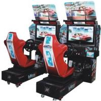 Buy cheap Interesting Racing Game Simulator Machines With Dynamic Steering Wheel from wholesalers