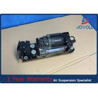 Buy cheap Airmatic Bmw Air Suspension Compressor With Valve Block Stable Structure from wholesalers