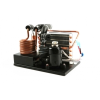 Buy cheap Compact cooling module used as heat transfer system for small liquid cooling from wholesalers