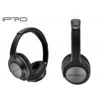 Buy cheap Mic Wireless Bluetooth Headphonest , Noise Cancelling Wireless Headphones Durable from wholesalers
