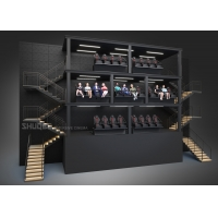 Buy cheap Suspended Dome Theater with 13 Meters Edgeless Screen and 20 Motion Seats from wholesalers