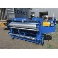 Buy cheap Grassland Cattle Fencing Wire Making Machine , Wire Knitting Machine Low Noise from wholesalers