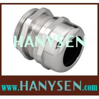 Buy cheap IP68 Nickel Plated Brass Cable Glands PG Type from wholesalers