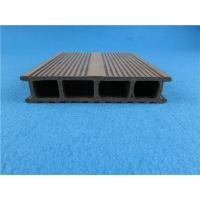 Buy cheap 2900mm Wood Plastic Composite WPC Decking With Square Hollow ISO SGS from wholesalers