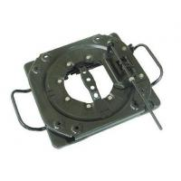 China custom carbon steel Two - Sided Latch Car Seat Rotating with 90° Adjust angle range on sale