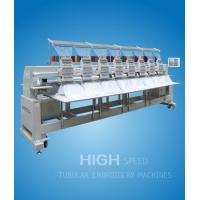 Multi-head Computerized Tubular Embroidery Machine series Manufactures