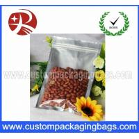 Wholesale Zip lock Aluminium Foil Plastic Peanut Food Packaging Bags Water Proof from china suppliers