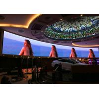 China P2.5 Indoor HD LED Video Wall Electronic Advertising Panel Linsn Control System on sale
