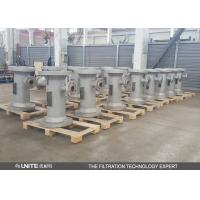 China two liquid mixing Inline Static Mixer with ISO9001 certificate on sale