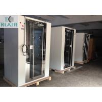 Wholesale Microprocessor Controller Cleanroom Air Shower With One Piece Glass Door from china suppliers