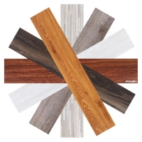 Wholesale Wood-Look PVC Vinyl Self Adhesive Dry Back Flooring from china suppliers
