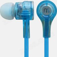 Buy cheap high rated custom molded earbuds with mic and remote control from wholesalers
