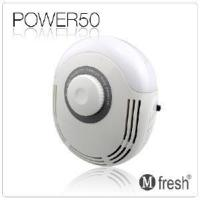Wholesale Mini M Fresh Plug in Air Purifier with Esp Ionizer Ozone Generator (Power50B) from china suppliers