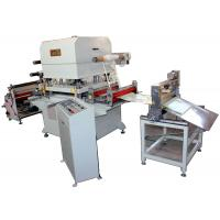 Buy cheap hydraulic die cutting machine type fabric layer cutting machine for garment from wholesalers