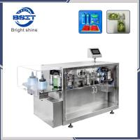 Wholesale Fully Automatic Plastic Ampoule E-liquids  Forming Filling Sealing Packaging Machine with CE from china suppliers