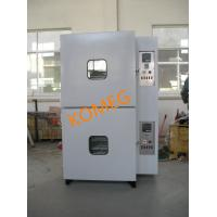 Buy cheap Electric Thermostatic Heated Vacuum Drying Chamber , Reflow Laboratory Hot Air Oven from wholesalers