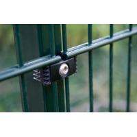 Buy cheap High Tensile Double Wire Fence 656 Or 868 Hot Dipped Galvanized Welded Type from wholesalers