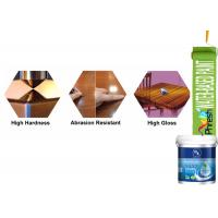 Buy cheap Translucent Exterior Waterborne Wood Coatings Eco Friendly Wood Finish from wholesalers