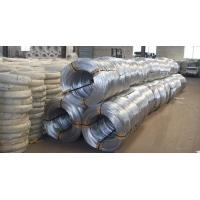 Buy cheap High quality bright Soft Electro galvanized iron wire,cheap galvanized wire from wholesalers