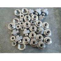 Buy cheap NPT SW BW MSS SP83 Duplex Pipe Fittings Stainless Steel 904L Pipe Union from wholesalers