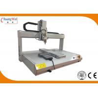 Buy cheap Mini  Desktop  PCB Router With Positioning Speed 500mm/s from wholesalers